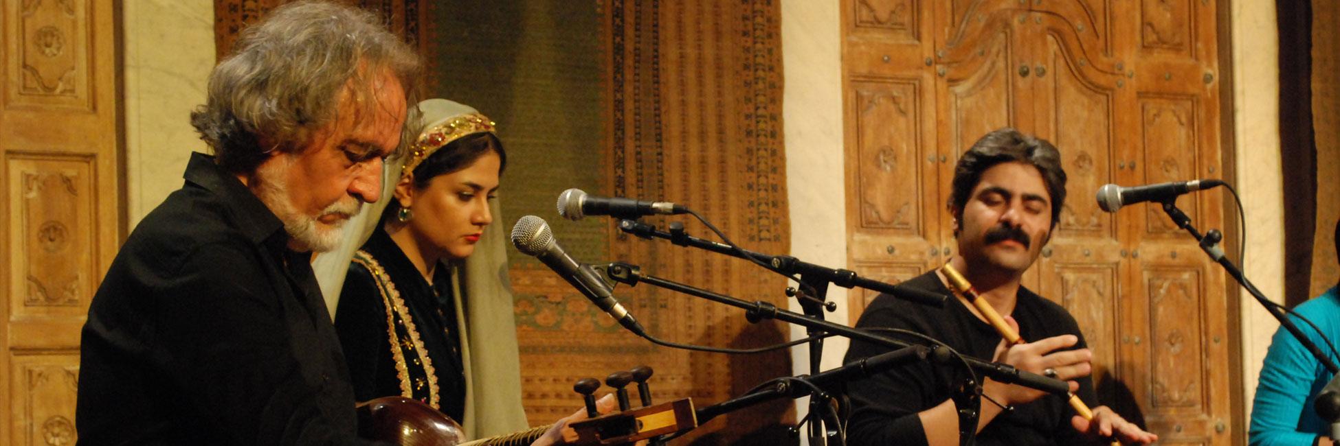 Majid Derakhshani - Musique néo-traditionnelle persane