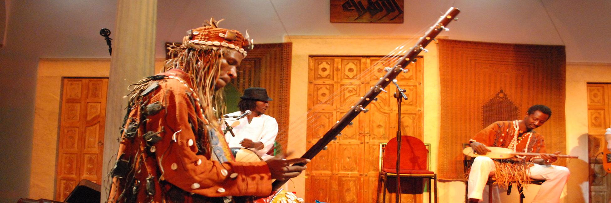 ABOU DIARRA - Musiques traditionnelles de l'Afrique de l'Ouest - Mali