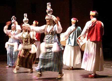الإيقاع والرقص التقليدي في البلاد التّونسيّة : تراث لامادّي في خطر